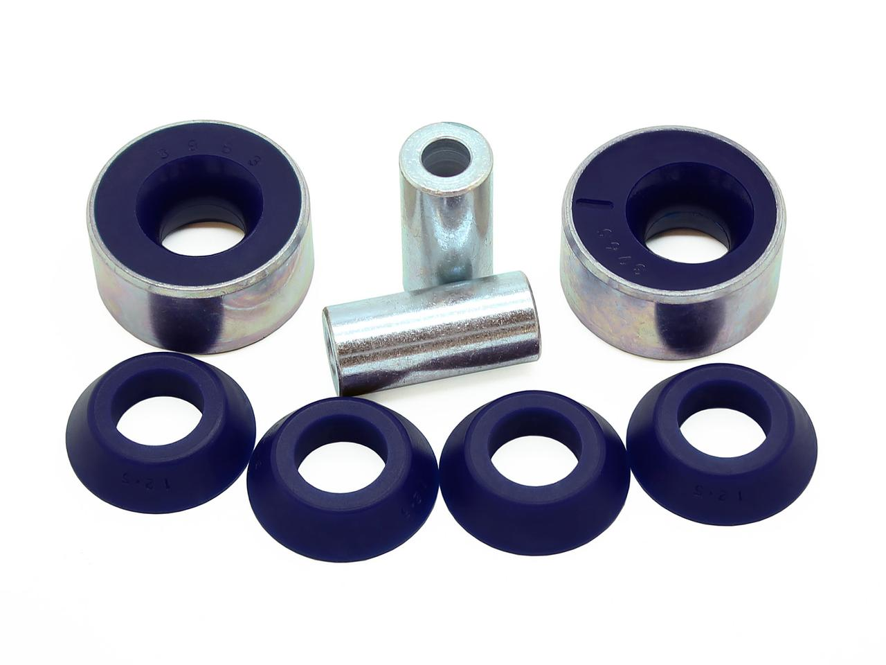 Renault Megane Mk2 SuperPro Control Arm Lower-Rear Bush Kit: Steering-Pull Correction Kit