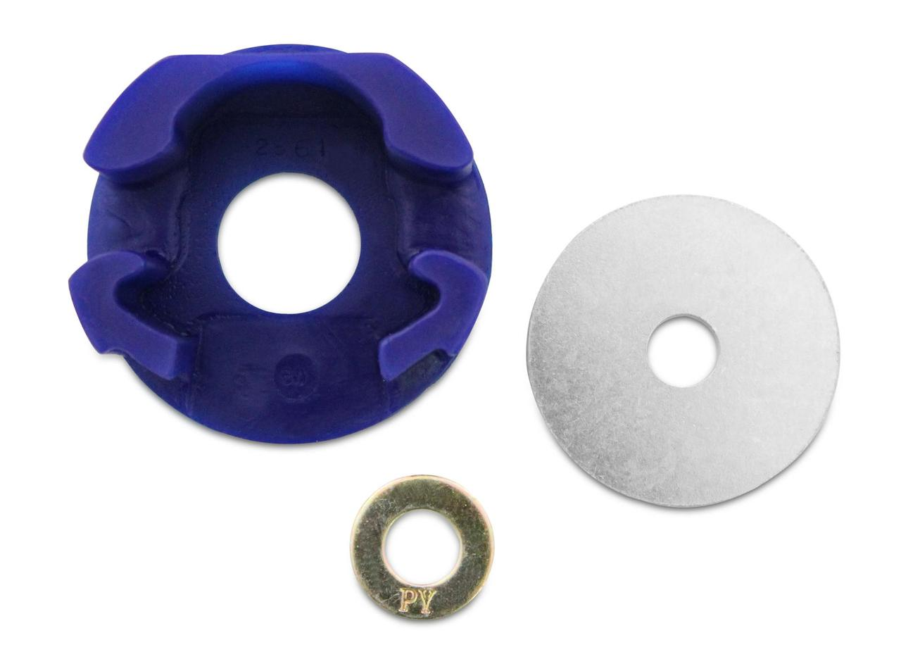 Audi A3 Torque Arm Lower Insert Bush Kit: Standard Replacement - Up to Mid-2008 Models
