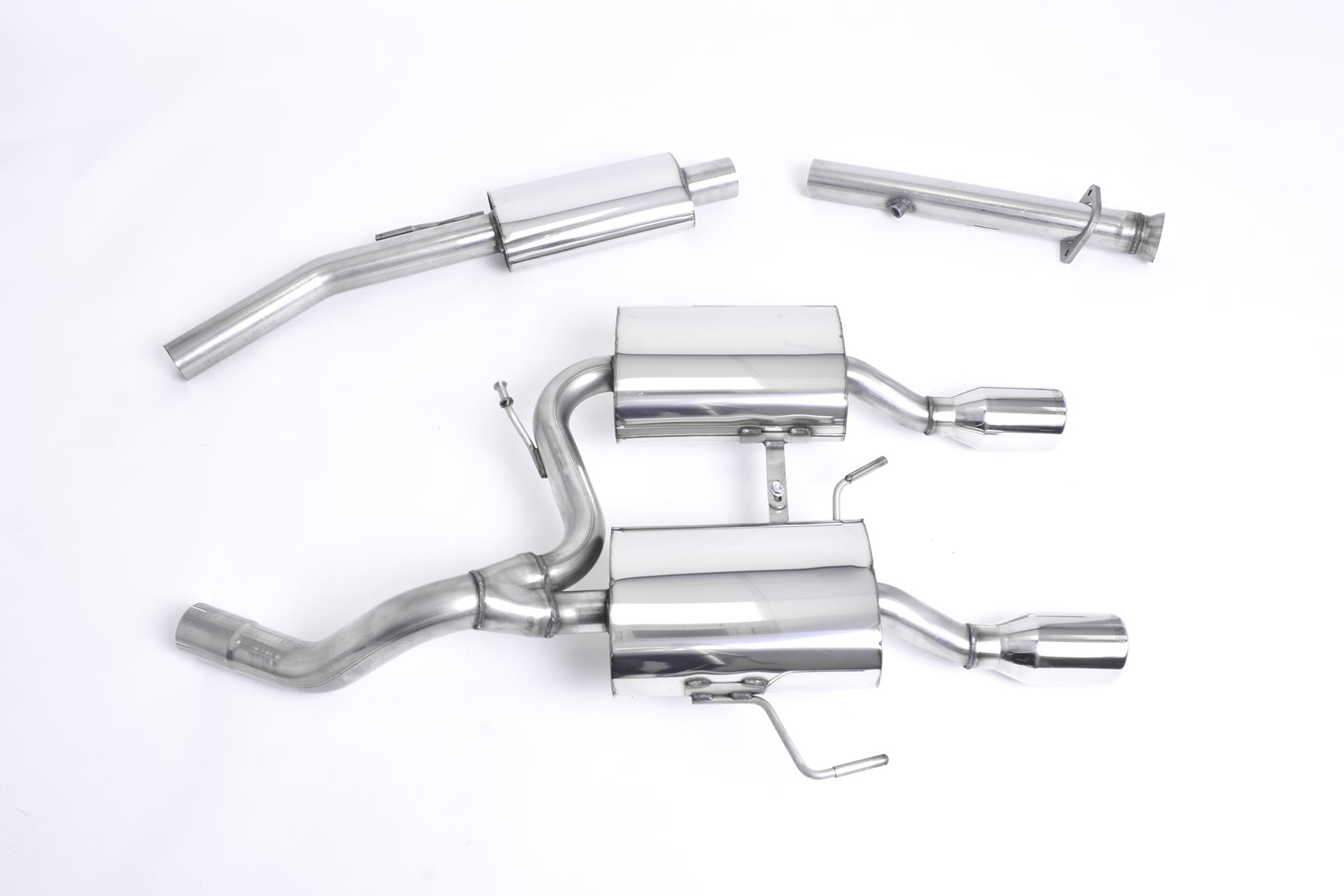 Milltek Renault Clio 182 2.0 16v Full System (including Cat Replacement Pipe) CSSRN202