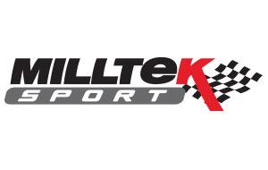 Milltek Porsche Cayman 718 GTS 2.5T Full System (including Hi-Flow Sports Cat) CSSPO143